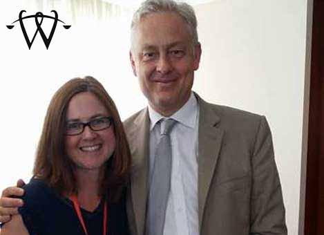 Reunión de Brexpats con Su Excelencia Simon Manley CMG - Embajador británico en España en junio de 2017