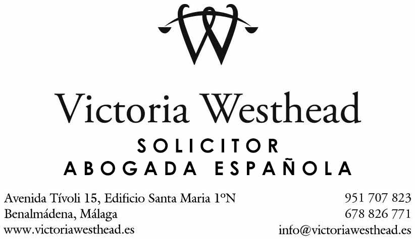 Victoria Westhead abogado en Benalmadena